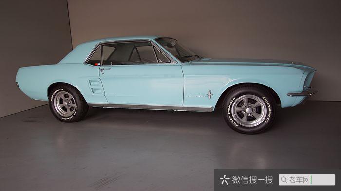 Ford - Mustang 302 V8 - 1967940 作者:老爷车