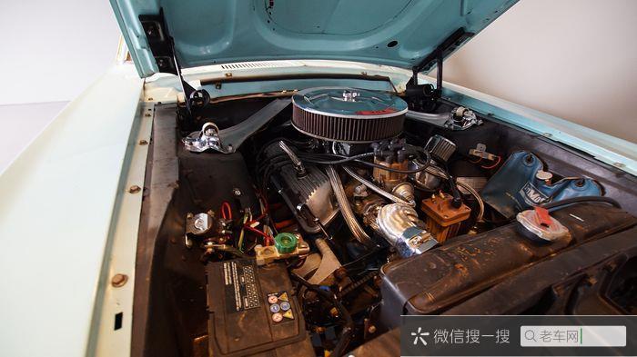 Ford - Mustang 302 V8 - 1967601 作者:老爷车