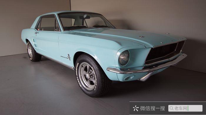Ford - Mustang 302 V8 - 196756 作者:老爷车