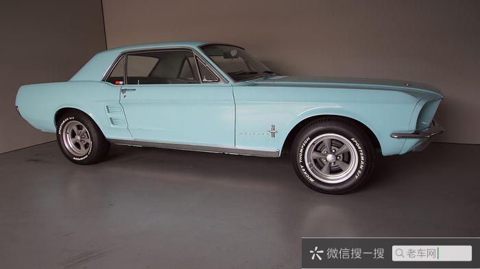 Ford - Mustang 302 V8 - 1967305 作者:老爷车