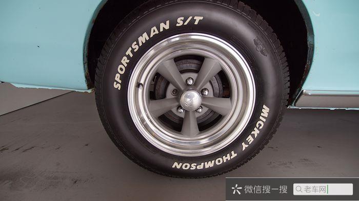 Ford - Mustang 302 V8 - 1967829 作者:老爷车