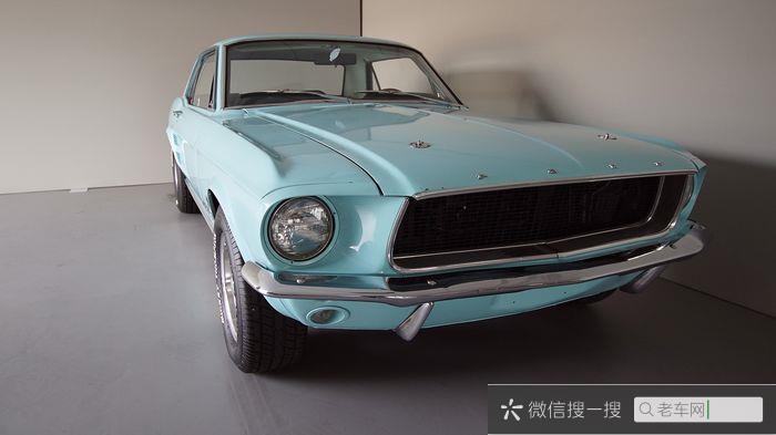 Ford - Mustang 302 V8 - 196720 作者:老爷车