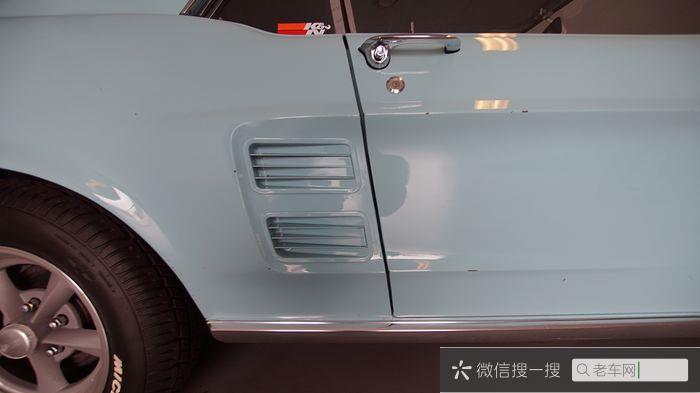 Ford - Mustang 302 V8 - 1967697 作者:老爷车