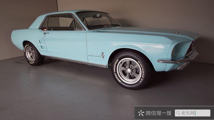 Ford - Mustang 302 V8 - 1967555 作者:老爷车