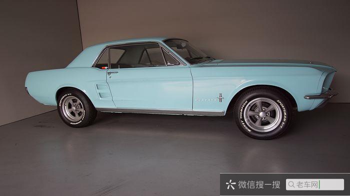 Ford - Mustang 302 V8 - 1967538 作者:老爷车