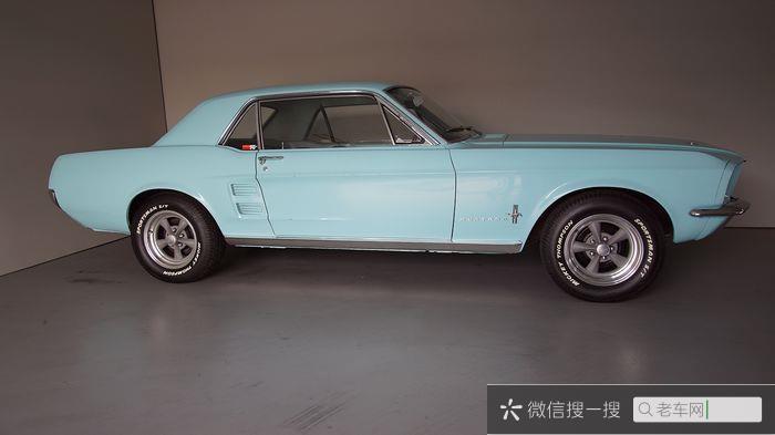 Ford - Mustang 302 V8 - 1967884 作者:老爷车