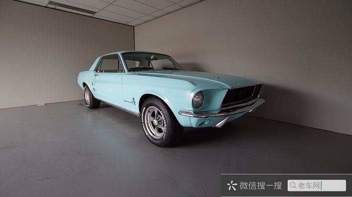 Ford - Mustang 302 V8 - 1967955 作者:老爷车