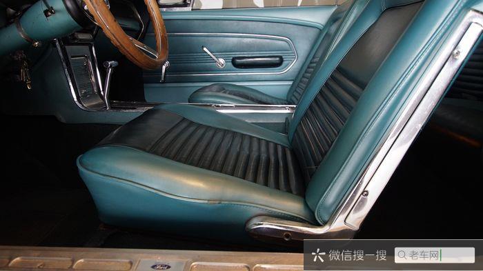 Ford - Mustang 302 V8 - 1967349 作者:老爷车