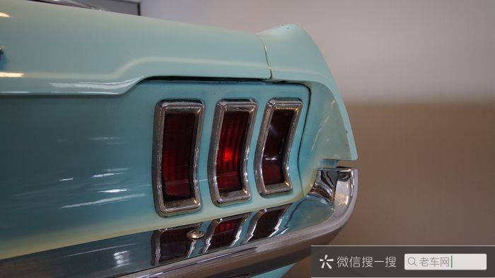 Ford - Mustang 302 V8 - 1967858 作者:老爷车