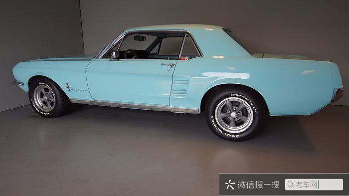 Ford - Mustang 302 V8 - 1967875 作者:老爷车