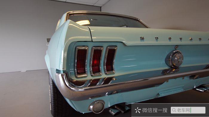 Ford - Mustang 302 V8 - 196788 作者:老爷车