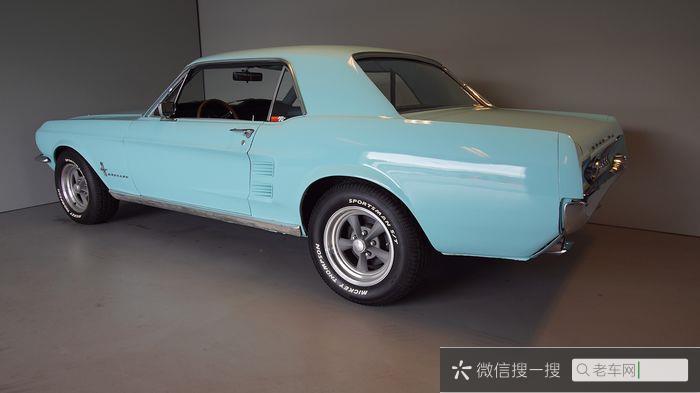 Ford - Mustang 302 V8 - 1967479 作者:老爷车