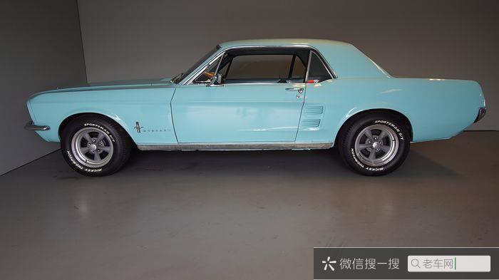 Ford - Mustang 302 V8 - 1967909 作者:老爷车
