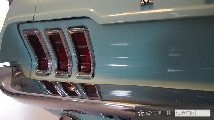 Ford - Mustang 302 V8 - 1967911 作者:老爷车