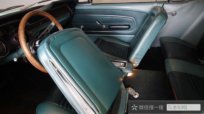 Ford - Mustang 302 V8 - 1967841 作者:老爷车