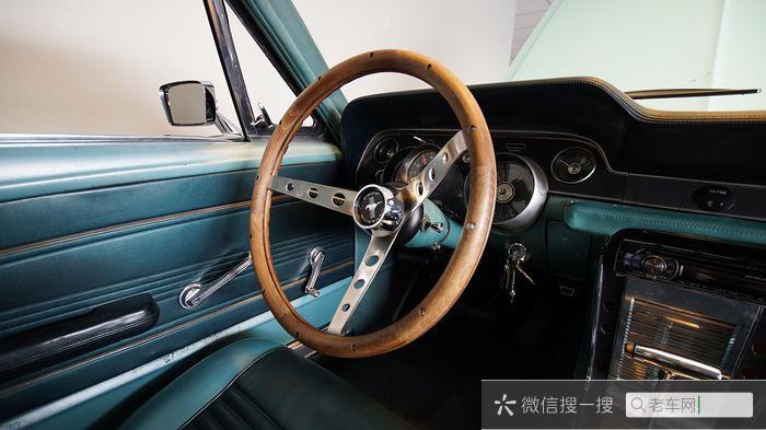 Ford - Mustang 302 V8 - 1967210 作者:老爷车
