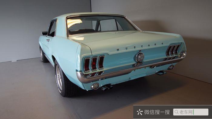 Ford - Mustang 302 V8 - 1967343 作者:老爷车