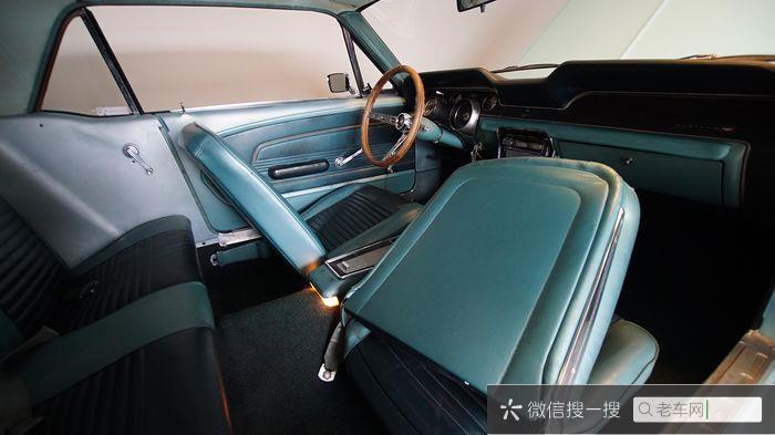 Ford - Mustang 302 V8 - 1967537 作者:老爷车