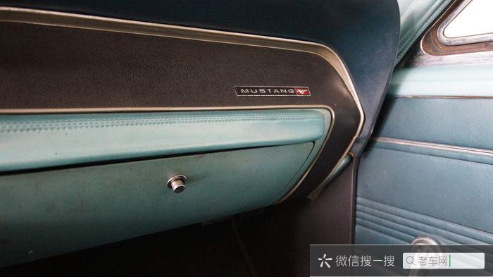 Ford - Mustang 302 V8 - 1967404 作者:老爷车