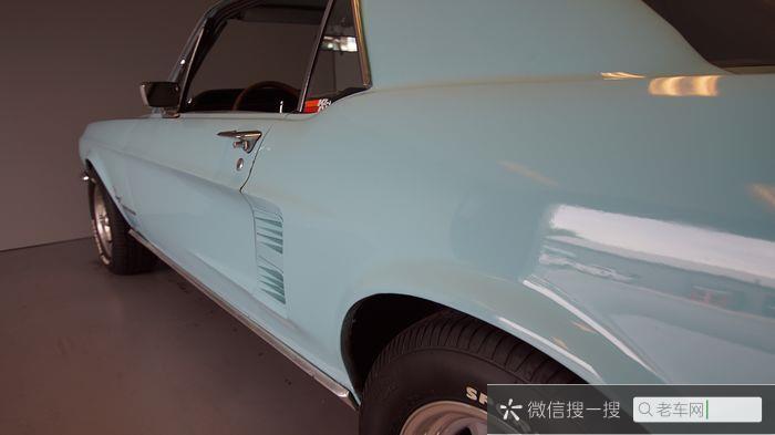 Ford - Mustang 302 V8 - 1967213 作者:老爷车