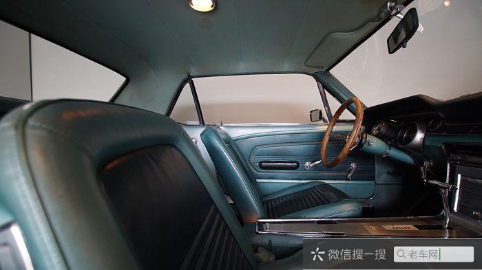 Ford - Mustang 302 V8 - 1967721 作者:老爷车