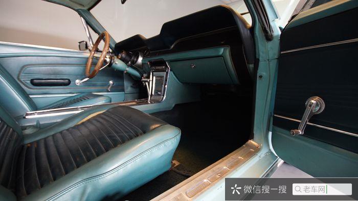 Ford - Mustang 302 V8 - 1967129 作者:老爷车