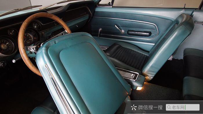 Ford - Mustang 302 V8 - 1967602 作者:老爷车