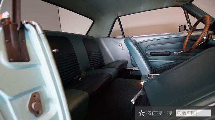 Ford - Mustang 302 V8 - 1967484 作者:老爷车