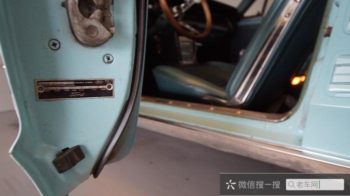 Ford - Mustang 302 V8 - 1967872 作者:老爷车