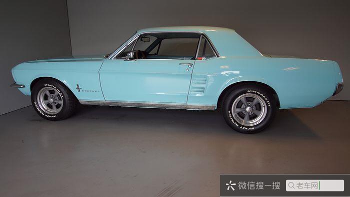 Ford - Mustang 302 V8 - 1967648 作者:老爷车