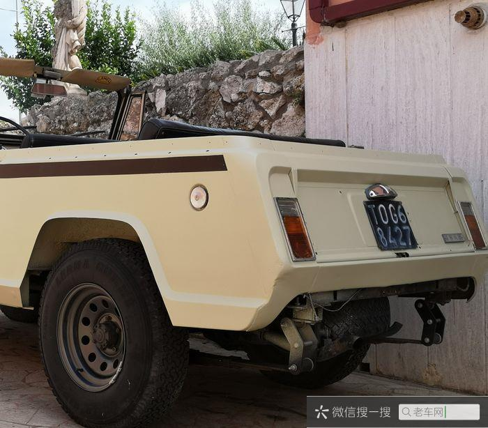 Jeep - Jeepster Commando c101d - 1970736 作者:老爷车