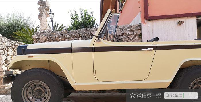 Jeep - Jeepster Commando c101d - 1970169 作者:老爷车