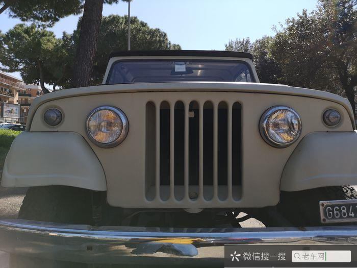 Jeep - Jeepster Commando c101d - 1970207 作者:老爷车