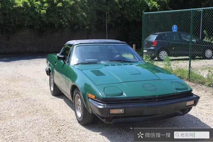 Triumph - TR7 - 1980357 作者:老爷车