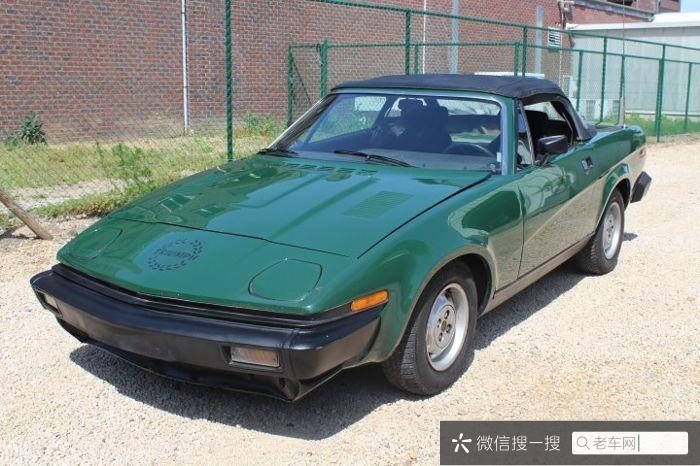 Triumph - TR7 - 1980236 作者:老爷车