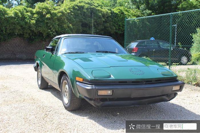 Triumph - TR7 - 1980557 作者:老爷车