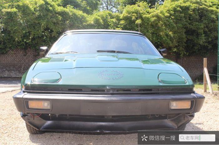 Triumph - TR7 - 1980126 作者:老爷车