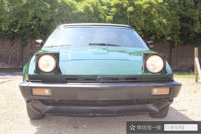 Triumph - TR7 - 1980815 作者:老爷车