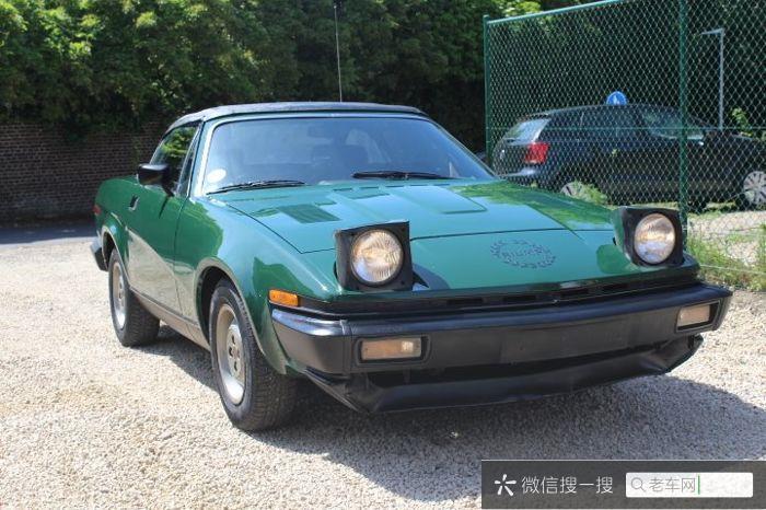 Triumph - TR7 - 1980538 作者:老爷车