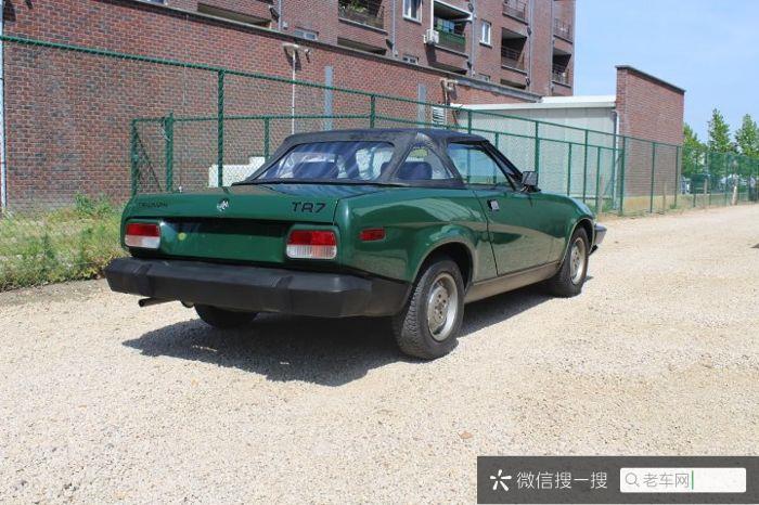 Triumph - TR7 - 1980316 作者:老爷车