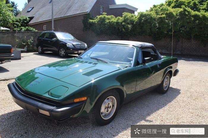 Triumph - TR7 - 1980724 作者:老爷车