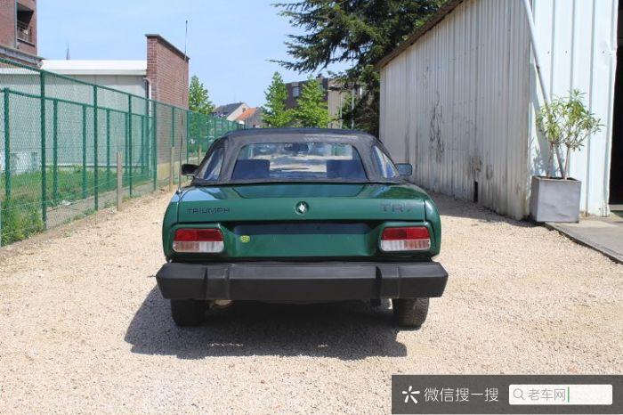 Triumph - TR7 - 1980379 作者:老爷车