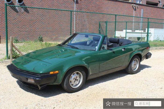 Triumph - TR7 - 1980261 作者:老爷车