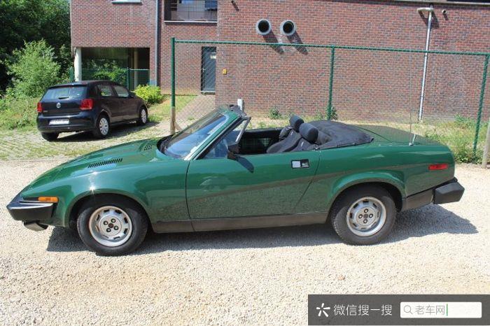 Triumph - TR7 - 198024 作者:老爷车