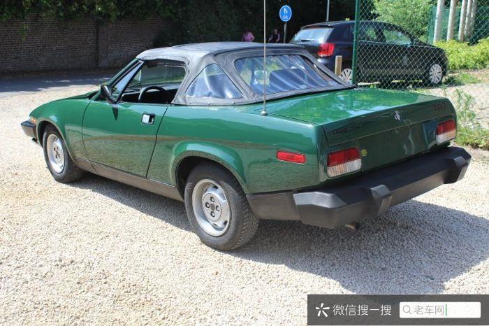 Triumph - TR7 - 1980631 作者:老爷车