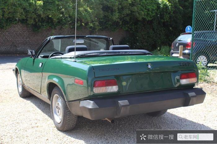 Triumph - TR7 - 1980796 作者:老爷车