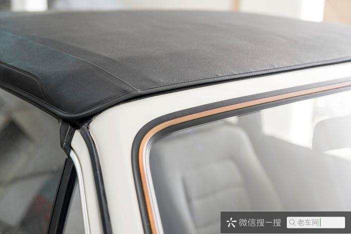 Volkswagen - Golf Karmann Cabrio  - 198415 作者:老爷车