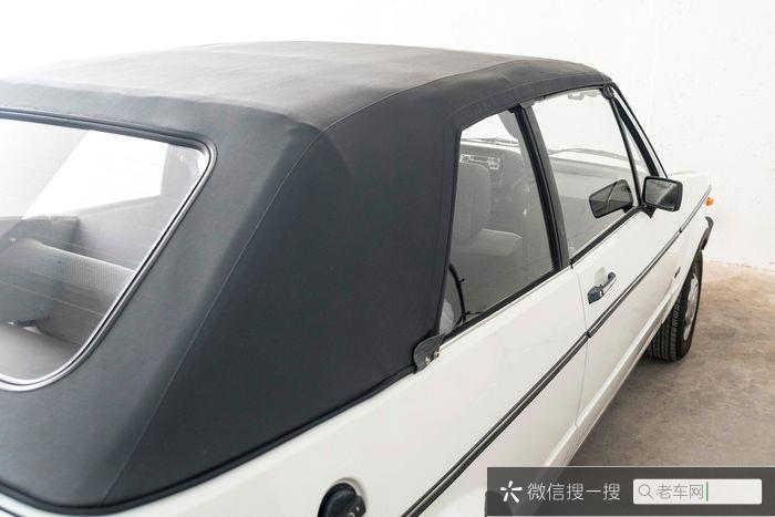 Volkswagen - Golf Karmann Cabrio  - 1984579 作者:老爷车
