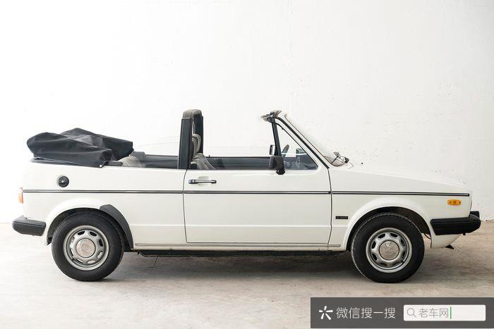 Volkswagen - Golf Karmann Cabrio  - 1984348 作者:老爷车