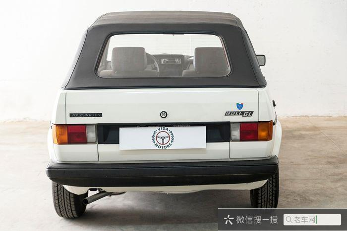 Volkswagen - Golf Karmann Cabrio  - 1984353 作者:老爷车